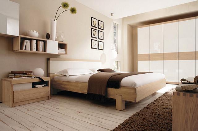 Phòng ngủ kiểu Nhật thông minh, hiện đại
