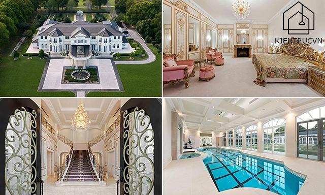 Bên trong căn Villa đẹp nhất thế giới Bellagio La Villa