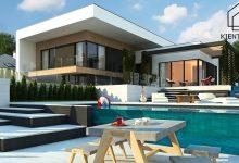 Biệt thự có bể bơi là mẫu thiết kế sang trọng đẳng cấp
