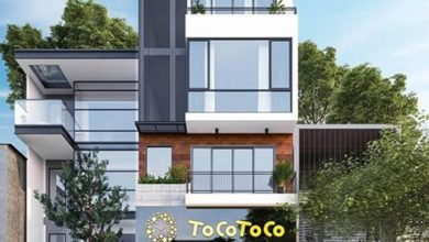 Nhu cầu thiết kế nhà mặt phố kinh doanh ngày càng cao