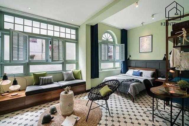 Phong cách thiết kế nội thất Indochine