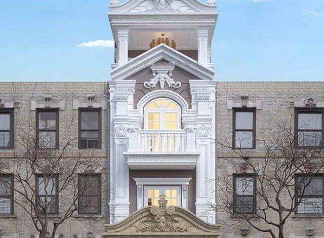 Nhà phố phong cách cổ điển đẳng cấp