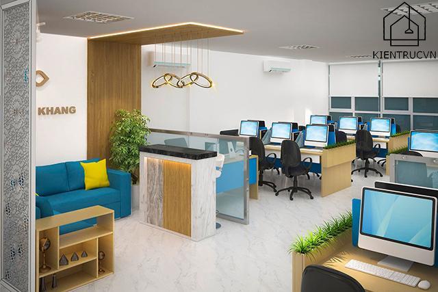 Hãy lựa chọn chất liệu đồ trang trí văn phòng làm việc phù hợp