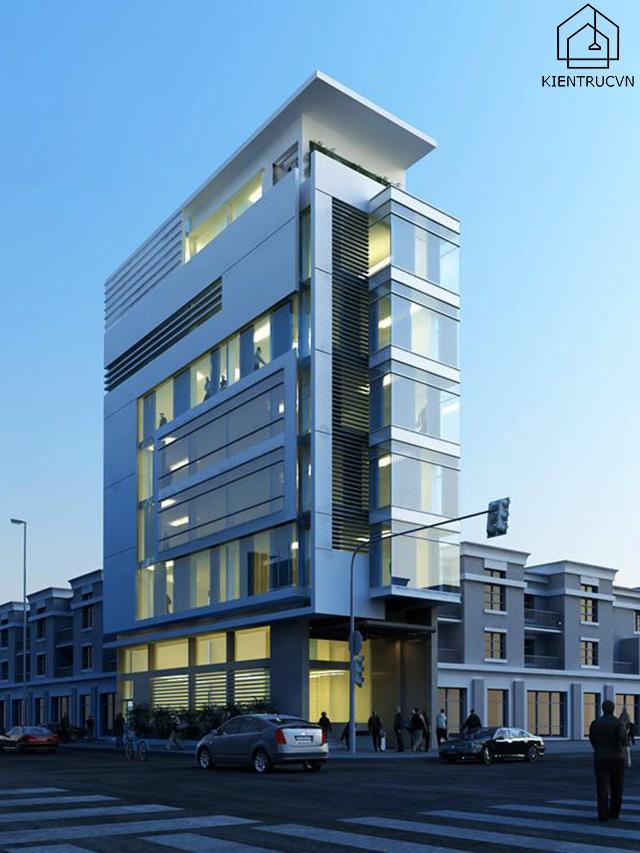 Thiết kế tòa nhà văn phòng cần tuân theo những nguyên tắc quan trọng