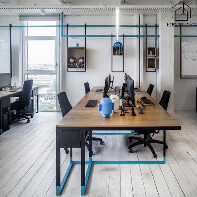 Nhiệm vụ tối ưu không gian của văn phòng nhỏ là cực kỳ quan trọng