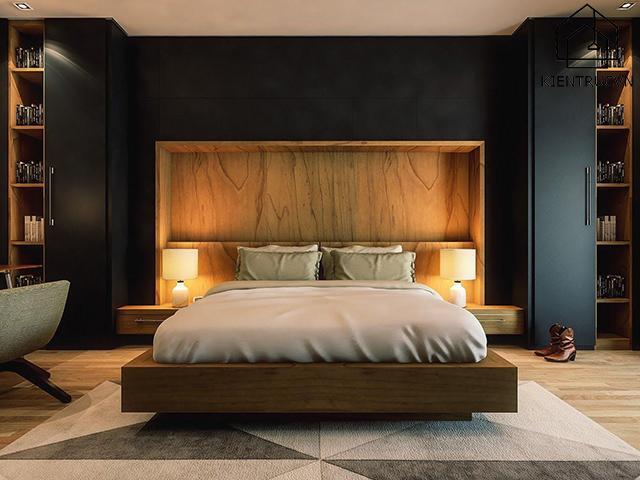 Lựa chọn đồ nội thất phòng ngủ master thật sự phải tinh tế và kỹ lưỡng
