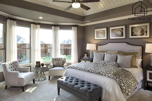 Hãy lựa chọn giường phòng ngủ Master cho phù hợp nhất