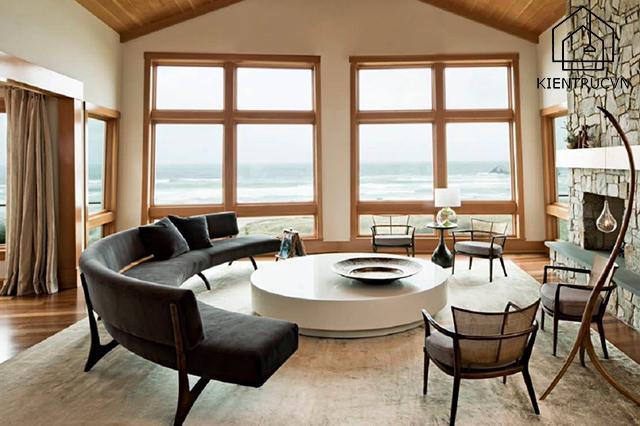 Hãy để các đồ nội thất có sự liên quan và gắn kết chặt chẽ với nhau