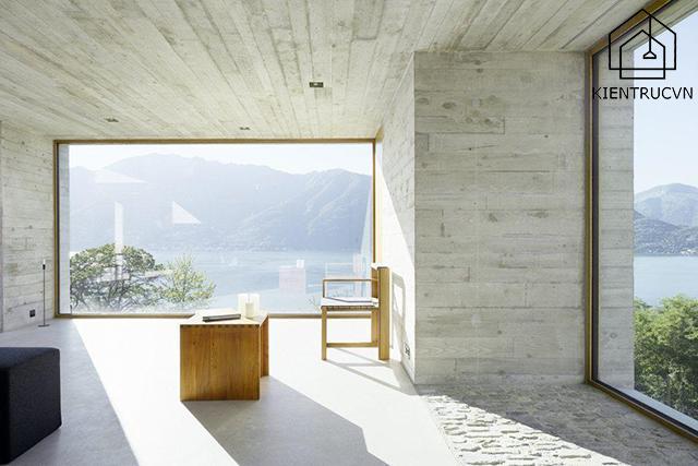 Thiết kế kiến trúc lấy được nhiều ánh sáng tự nhiên nhất không phải đơn giản