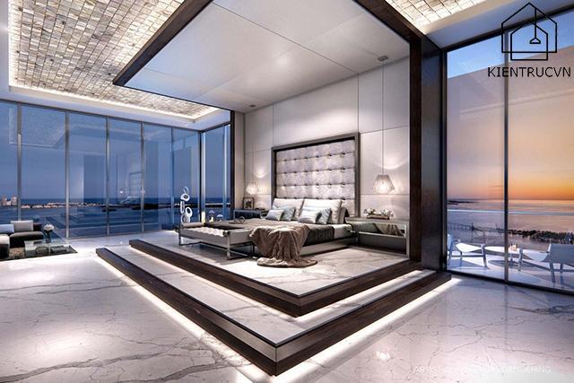 Phòng ngủ master là gì, thiết kế như thế nào?