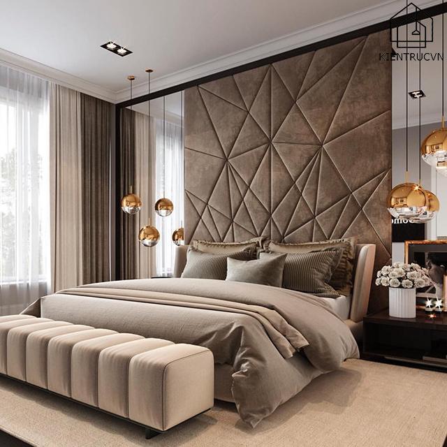Trang trí phòng ngủ vợ chồng sao cho đây là nơ thư giãn thoải mái nhất