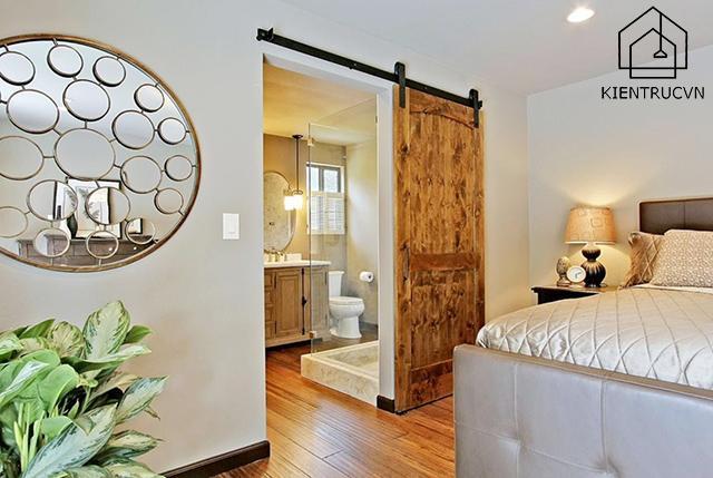 Cân nhắc diện tích phòng vệ sinh trong phòng ngủ cho phù hợp