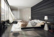 Phòng ngủ 20 m2 cho cặp vợ chồng có thể thiết kế phòng tắm bên trong